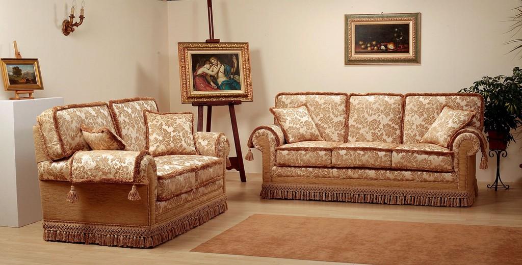 Divani Stile Classico e Arte Povera - Maglitto Tendaggi