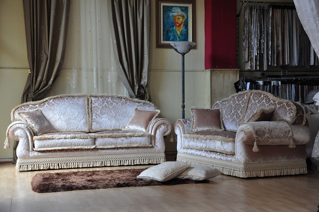 Divani Stile Classico e Arte Povera - Tenda Facile by Maglitto Michele